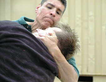 Defensive Tactics:  Integrated Combatives Problem-Solving & GroundCombatives