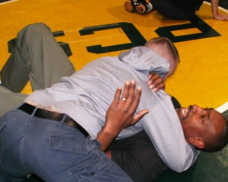 Police GroundCombatives Instructor:  TRAIN-THE-TRAINER