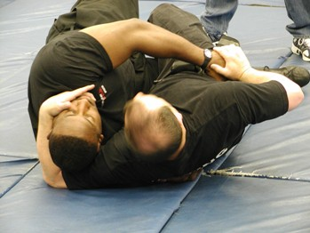 Police GroundCombatives