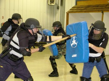 Riot Baton Instructor:  Integrated Combatives Problem-Solving TRAIN-THE-TRAINER