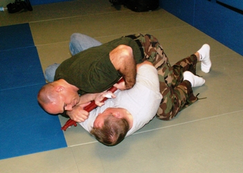 Integrated Combatives Problem-Solving for SWAT