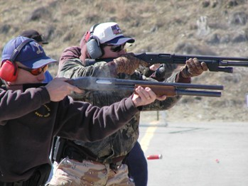 Fighting Shotgun Seminar