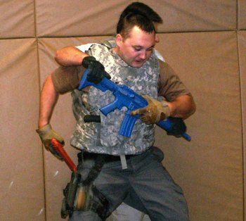 ECQ Combatives Countermeasures