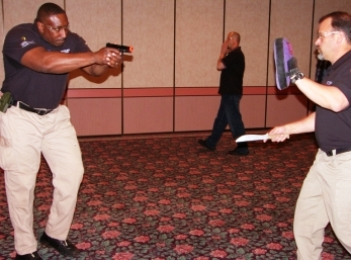 Force on Force:  Gunfight Survival Training