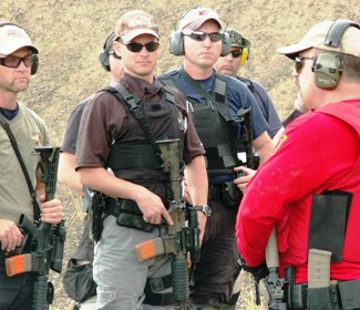 Mentoring:  Agency Force Integration--Firearms Combatives