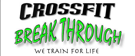 Crossfit Break Through